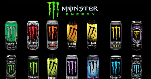 Flavors of Monster Ene...
